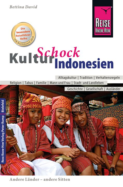 Reise Know How Kulturschock Indonesien