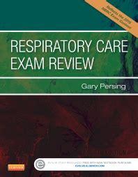 Respiratory Care Exam Review 4e (ePUB/PDF) Free