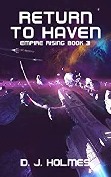 Return To Haven Empire Rising Book 3 English Edition