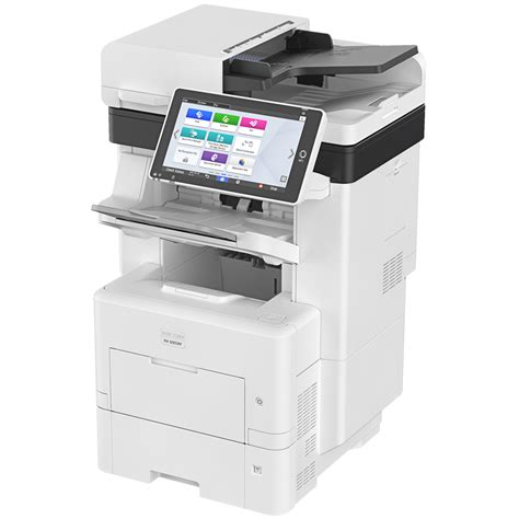 Image Ricoh IM 600SRF Performance Software Download
