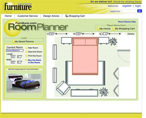 Room And Furniture Planner