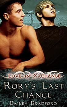 Rorys Last Chance A Gay Romance Novel Love In Xxchange Book 1