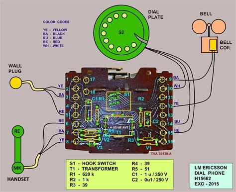 Rotary Phone Wiring Diagram (ePUB/PDF)
