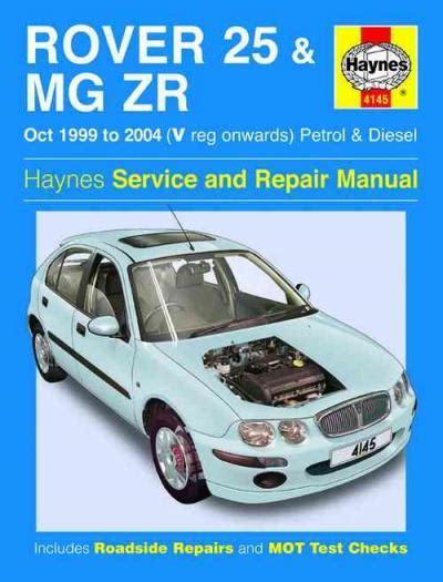 Rover 25 Manual (ePUB/PDF) Free