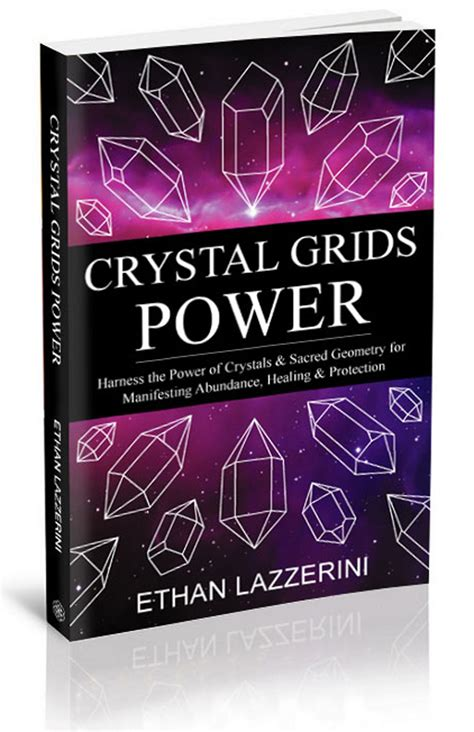Sacred Geometry Crystal Grids Harness The Power Of Crystals And Sacred Geometry