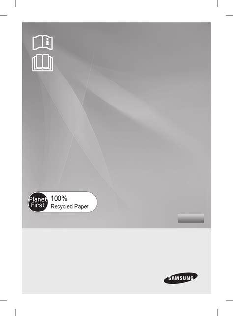 Samsung Rl38sbps Service Manual Repair Guide (ePUB/PDF)