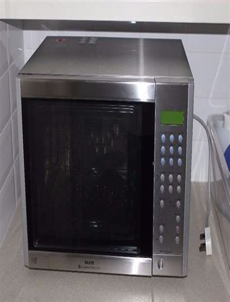Sanyo Convection Oven Manual (ePUB/PDF)
