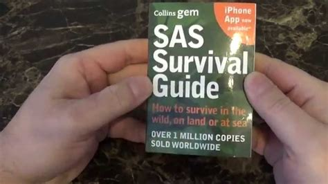 Sas Survival Guide How To Survive In The Wild On Land Or Sea Collins Gem