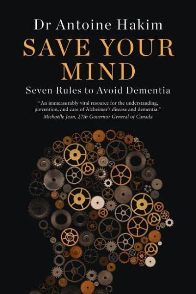 Save Your Mind Seven Rules To Avoid Dementia