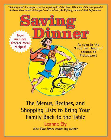 Saving Dinner Ely Leanne (ePUB/PDF)