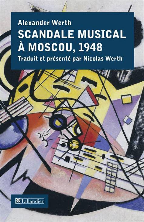 Scandale Musical A Moscou (ePUB/PDF) on
