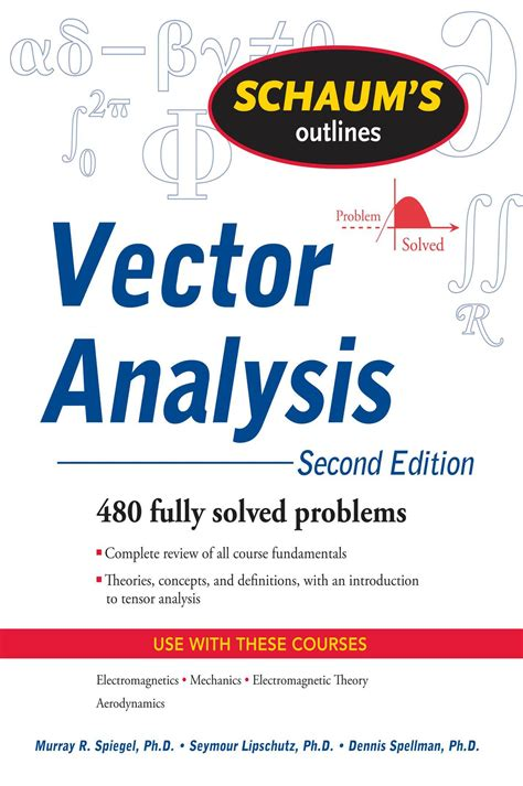 Schaums Outline Of Vector Analysis 2ed