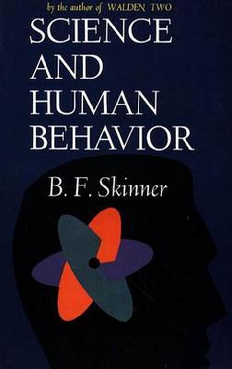 Science And Human Behavior English Edition