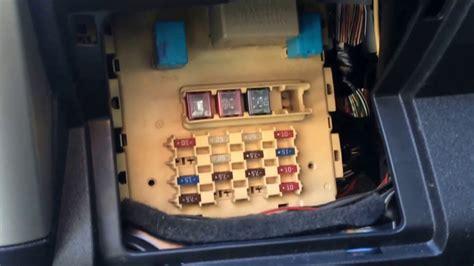 scion fuse box 2005