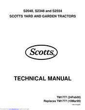 Scotts S2554 Manual (ePUB/PDF)
