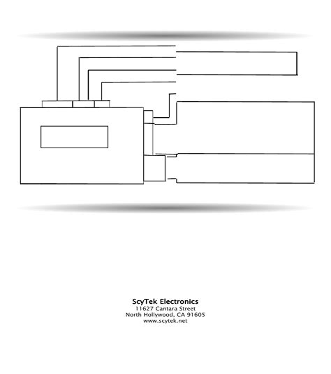 scytek car alarm wiring diagram
