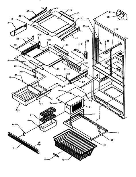amana dryer wiring diagram images search for amana replacement parts amana