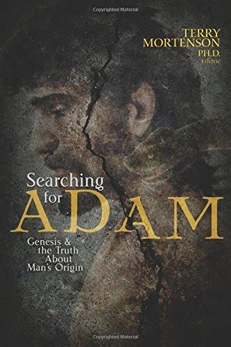 Searching For Adam Genesis Amp The Truth About Mans Origin English ...