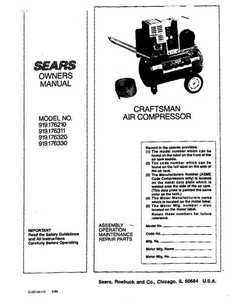 Sears Usa Manuals (ePUB/PDF) Free