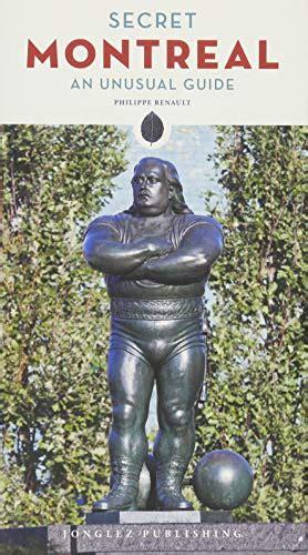 Secret Montreal An Unusual Guide (ePUB/PDF)