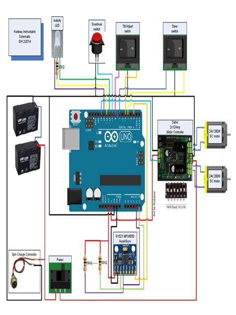 segway wiring diagram