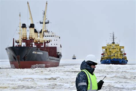Shipping In Arctic Waters Ostreng Willy Eger Karl Magnus Flistad ...