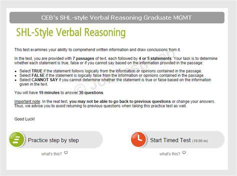 Shl Verbal Reasoning Test Answers 2013 (ePUB/PDF) Free