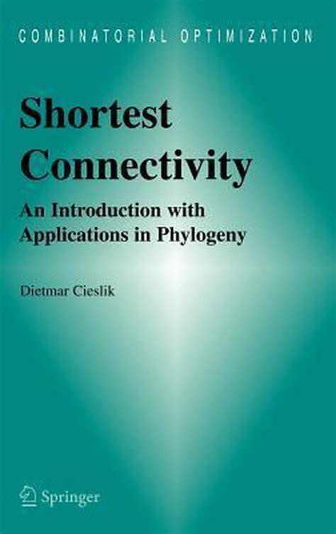 Cool Shortest Connectivity Cieslik Dietmar Epub Pdf Wiring Cloud Mangdienstapotheekhoekschewaardnl