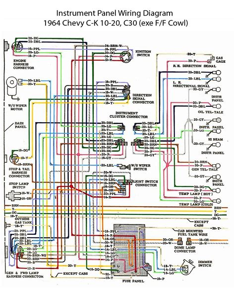 simple wiring diagram 1966 chevy impala