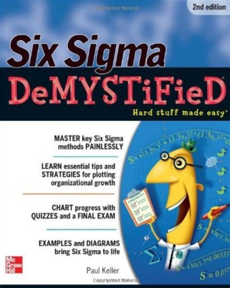 Six Sigma Demystified 2nd Edition