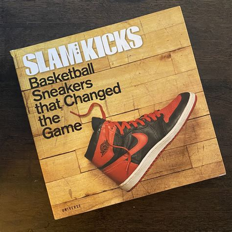 Slam Kicks Basketball Sneakers That Changed The Game