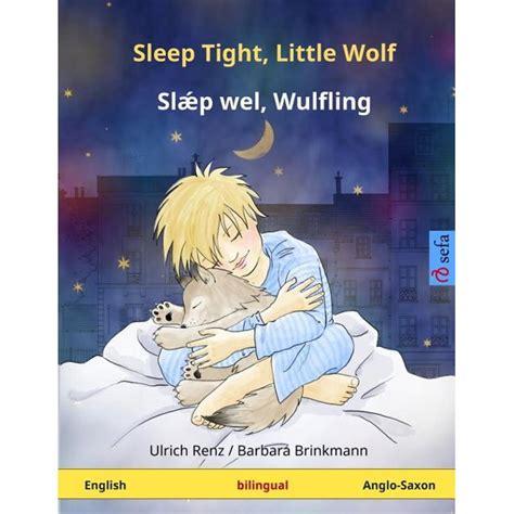 Pleasant Sleep Tight Little Wolf Bilingual Childrens Book Hebrew Ivrit Wiring 101 Capemaxxcnl