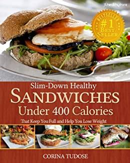 Slim Down Healthy Sandwiches Under 400 Calories That Keep You Full And Help You Lose Weight