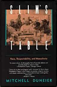 Slims Table Race Respectability And Masculinity American Studies Collection