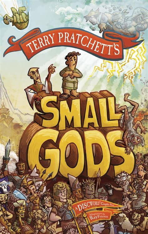 Small Gods A Discworld Graphic Novel