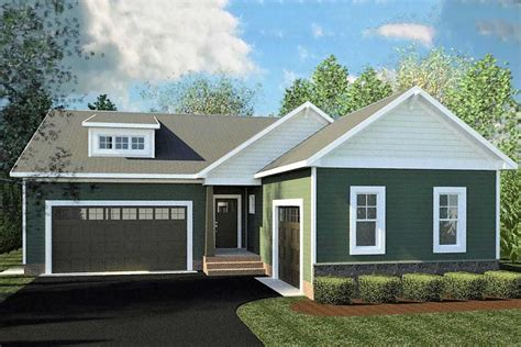 Small House Plans With 3 Car Garage