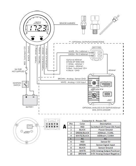 sn95 gauge oil pressure wiring diagram