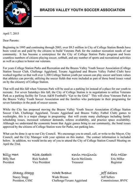 Soccer Welcome Letter Parents (ePUB/PDF) Free