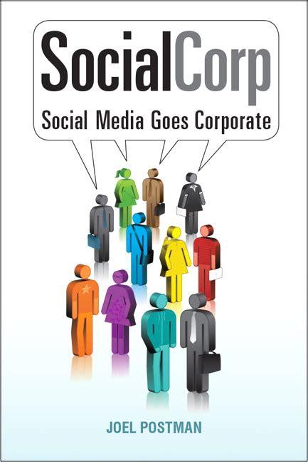 Socialcorp Social Media Goes Corporate Joel Postman (ePUB/PDF)