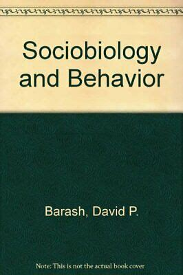 Sociobiology And Behavior