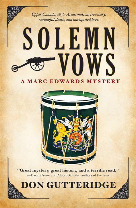 Solemn Vows Gutteridge Don (ePUB/PDF)