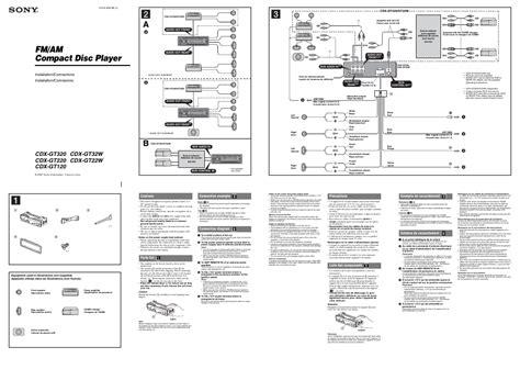Sony Cdx Gt22w Wiring Diagram For (ePUB/PDF)