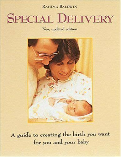 Special Delivery By Baldwin Rahima 1995 Paperback By Rahima