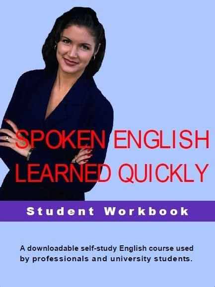 Spoken English Learned Quickly English Edition (ePUB/PDF)