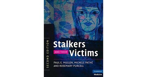 Stalkers And Their Victims Path Michele Mullen Paul E Purcell ...