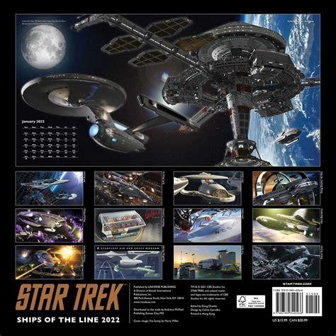 Star Trek Wall Calendar Ships Of The Line (ePUB/PDF)