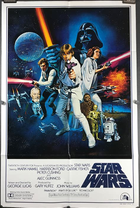 Star Wars Poster at AllPosters