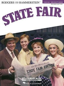 State Fair Revised Edition Vocal Selections