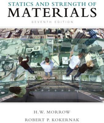 Statics And Strength Of Materials 7th Edition