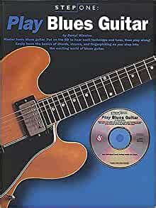 Step One Play Blues Guitar